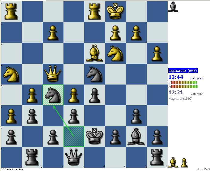 Chess puzzle 11